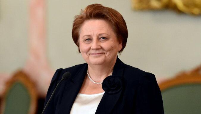 Страуюма: отставка - продуманное решение, премьером мог бы стать Козловскис