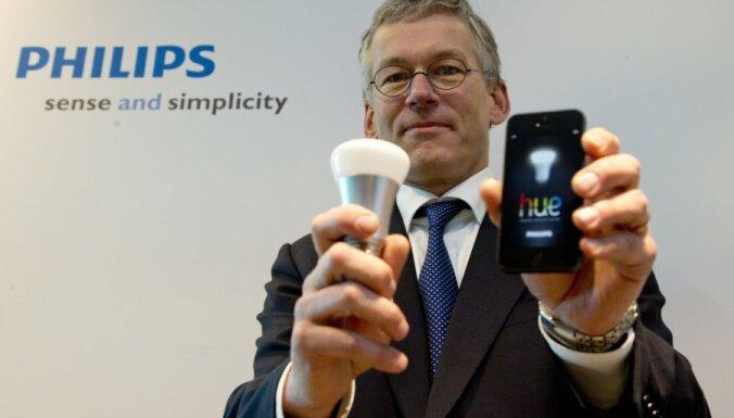'Philips' aiziet no patērētāju elektronikas tirgus
