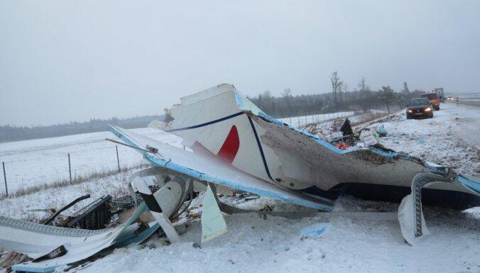 Lietuvā avarējušas 'Maxima' automašīnas vadītājs: līdz kapa malai strādāšu par velti