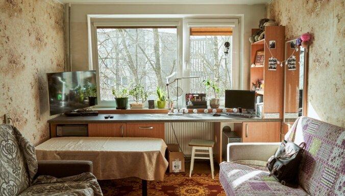 ФОТО. Невероятное перевоплощение: Как дизайнеры за пару дней полностью переделали квартиру со старым ремонтом