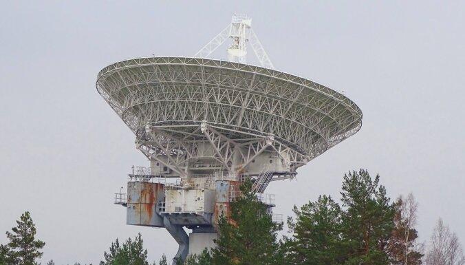 Valsts finansējuma trūkums apdraud Irbenes radioteleskopa darbību