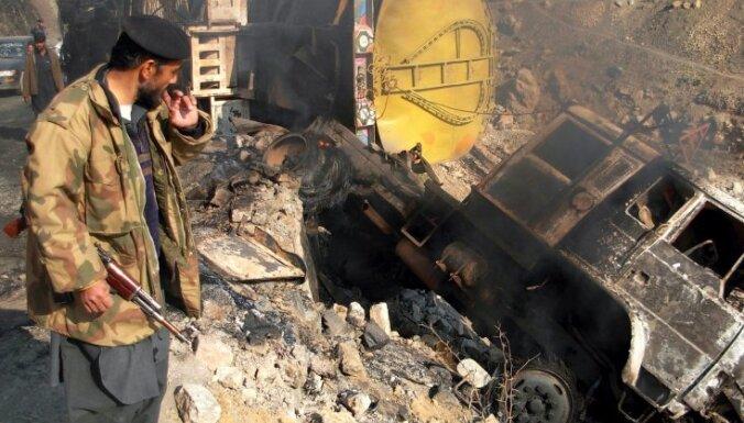 ANO: drošības līmenis Afganistānā noslīdējis līdz zemākajam punktam
