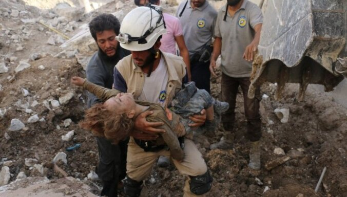 ЕС призовет Сирию и ее союзников предстать перед Международным уголовным судом
