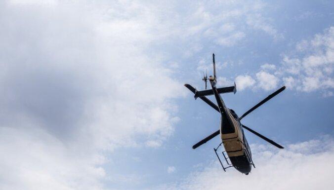 В Ионическом море пропал вертолет, участвовавший в учениях НАТО