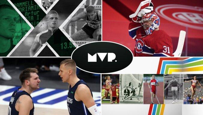 'MVP': Porziņģa popkorns, ar dakšiņu pret šakāļiem un daudzpusīgais Noa Viljamsons