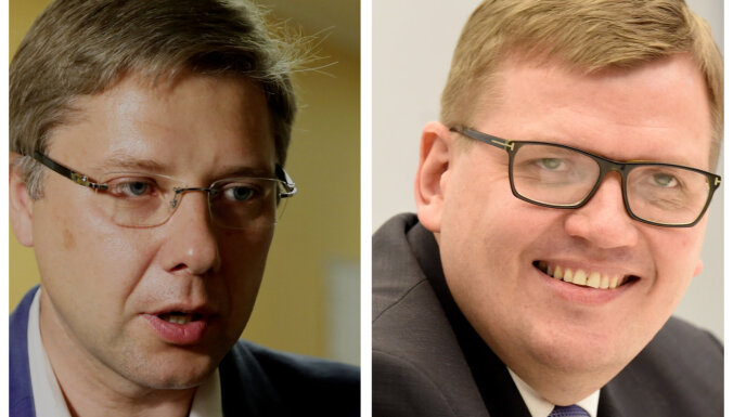 Ušakovs pret Pūci: strīdā par eksmēra atstādināšanu tiesnesi nenoraida