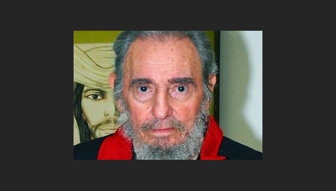 Фидель Кастро перенес тяжелый приступ