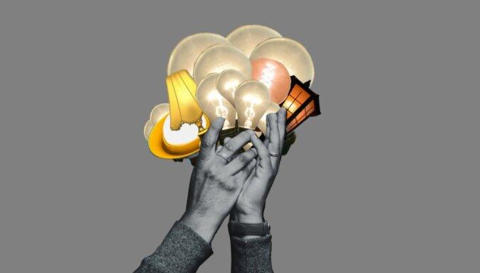 KKC aicina ziedot lampas 'Staro Rīga' objektam