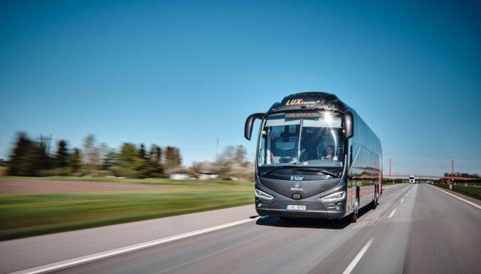 Lux Express снижает число рейсов из Риги в Таллин и Вильнюс, отменяет рейсы в Тарту