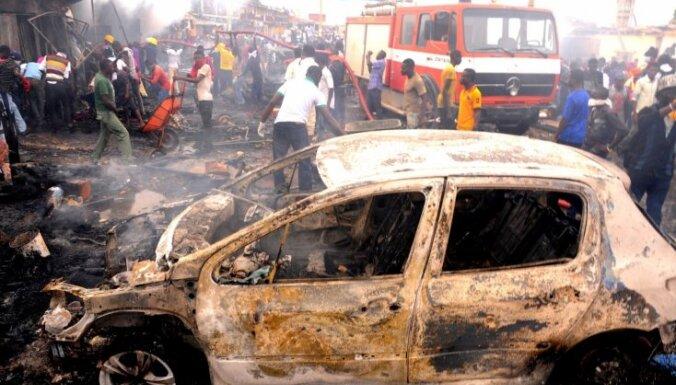 В результате теракта в Нигерии погибли не менее 20 человек