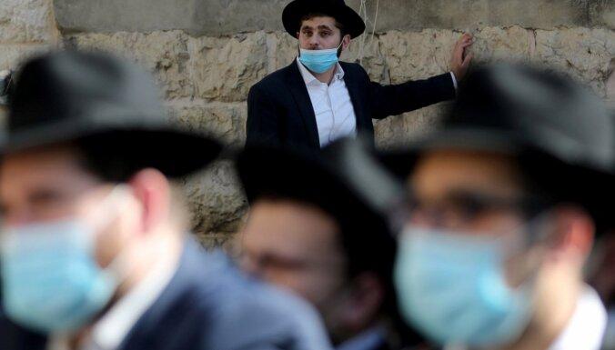 Izraēla sāks vakcināciju pret koronavīrusu decembra beigās