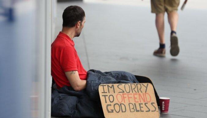 В Англии растет число бездомных. Власти обещают это исправить