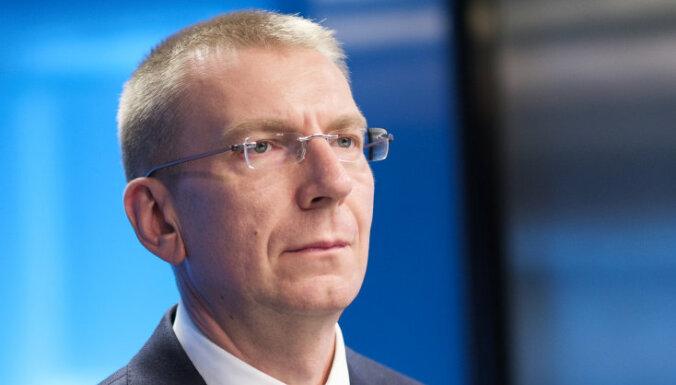 Ринкевич: в вопросе об освобождении Ираном латвийского моряка следует вооружиться терпением
