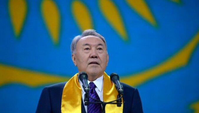 Назарбаев заявил о возможности изменения конституции Казахстана