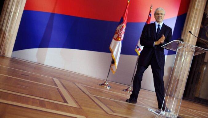Сербия отвергает условия Брюсселя для кандидатства в ЕС
