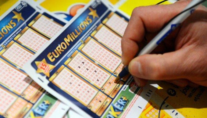 Джекпот Euromillions в 170 млн фунтов выигран в Британии