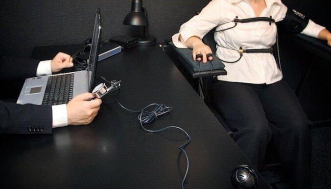 Сотрудников СГД могут проверить на американском детекторе лжи