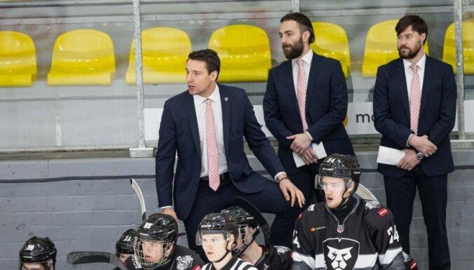 'Rīgas' hokejisti zaudē MHL līderei