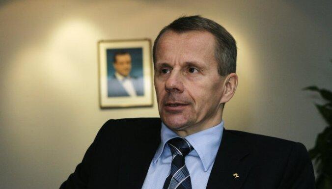 Министр финансов Эстонии подал в отставку после того, как оскорбил коллегу