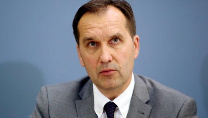 Риекстиньш: в Европе сейчас сложнейшая ситуация со времен Холодной войны