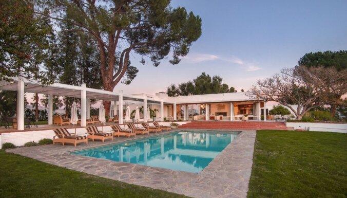 ФОТО: На продажу выставлен особняк Фрэнка Синатры за 21,5 миллиона долларов
