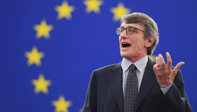 Председателем Европарламента избран итальянец Давид Сассоли