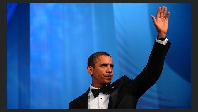 Obama: Nobela Miera prēmijai bijuši labāki kandidāti