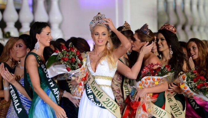 """""""Мисс Земля-2012"""" выбрана чешская красавица"""