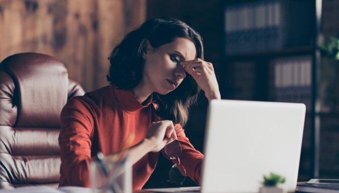 Atpazīsti un novērs: par kāda veida galvassāpēm liecina dažādi sāpju reģioni