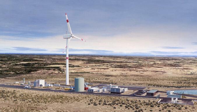 'Porsche' un 'Siemens Energy' būvēs rūpnīcu e-degvielas ražošanai