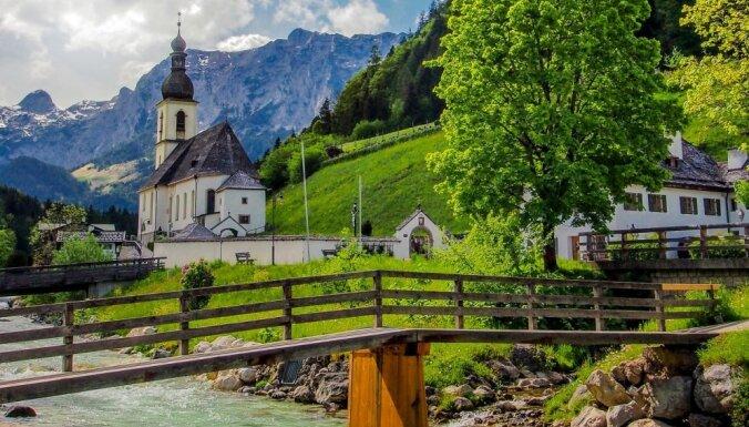 Brīnišķīgas apskates vietas Alpu pērlē Ramzavā un tās apkārtnē