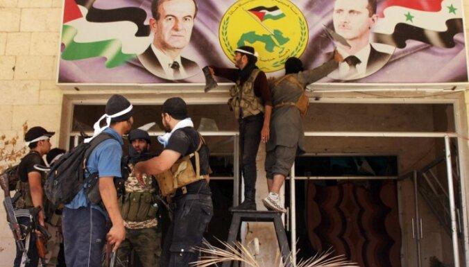Ринкевич: удар по Сирии— это адекватно, согласие ООН не требуется