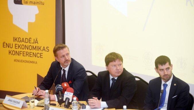 Rīgā notiek ēnu ekonomikai Latvijā veltīta konference