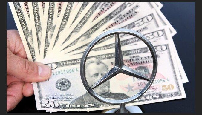 Дело Daimler: взятки на 6,6 млн. евро и семь подозреваемых