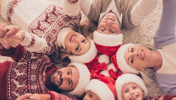 Ziemassvētku dāvanas vienas minūtes laikā