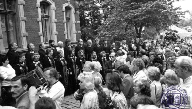Ceļojums laikā: Rīgas skaistākā villa – 'Dauderi'. Savrupnams kā no romantiskā kino