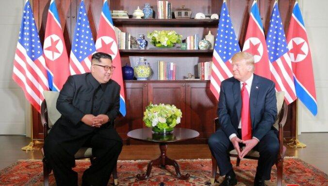 Что это было? Шесть моментов исторического саммита, которые трудно понять