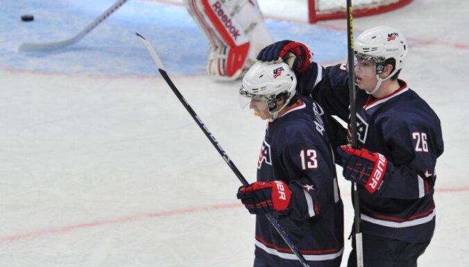 Сборная США — чемпион мира среди молодежи, у России — бронза