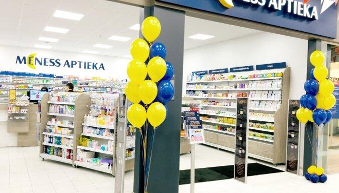 Mēness aptieka признана самым любимым брендом фармацевтической отрасли Латвии