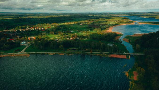 На берегу голубых озер: ТОП-6 озер Латгалии, где можно отлично провести время на выходных