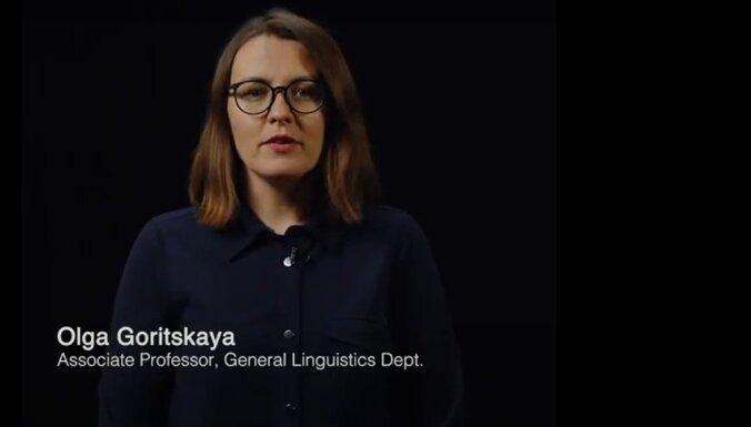 Video: Minskas Valsts Lingvistikas universitātes pasniedzēji nosoda tiesībsargu vardarbību pret studentiem
