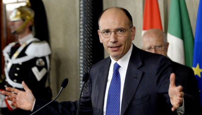 Itālijā izveidota koalīcijas valdība