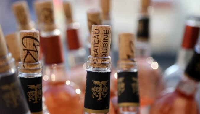 Rīgā vasaru ieskandinās ar sezonas vīnu degustācijām
