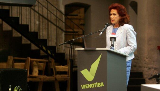Āboltiņa: Vienotībai jākļūst par izaugsmes un attīstības partiju