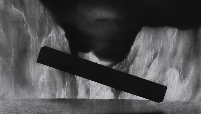 Mūkusalas Mākslas salonā būs skatāmas Ata Jākobsona un Rasas Šulcas izstādes
