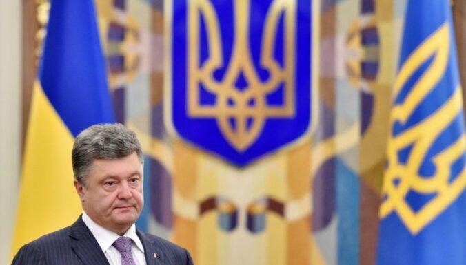 Порошенко попросил МВФ увеличить финансовую помощь Украине