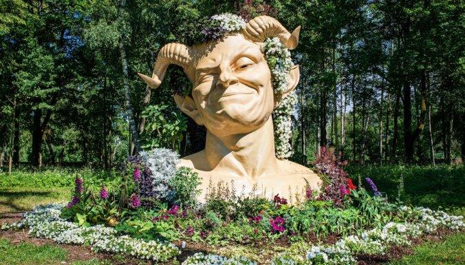 Крупнейший в Европе Цветочный фестиваль проводится без ограничений