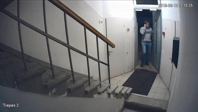 По подозрению в совершении кражи разыскивается мужчина