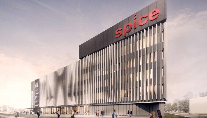 Vizualizācija: tirdzniecības kompleksu 'Spice' papildinās trešā ēka