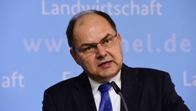 Vācijas ministrs: ES neupurēs pārtikas drošības standartus brīvās tirdzniecības līgumam ar ASV